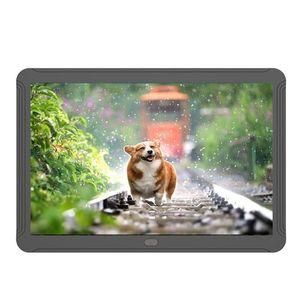 8 дюймовая светодиодная подсветка HD 1280x800 полнофункциональная Цифровая фоторамка электронная цифровая картинка музыкальная Видеорамка хороший подарок