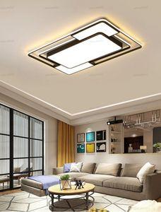 Современные Потолочные светильники для гостиной Спальни Столовых 110v 220v Люстра потолочной лампы Светильники Главной Лампа LLFA