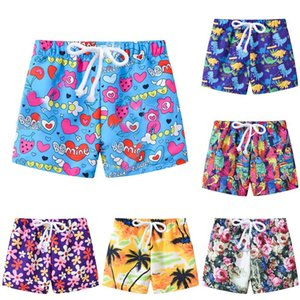 Toddler Baby Kids Boy Summer Print Swimwear Swimsuit Beach Pants Casual Fashion Clothes 19MAR5 P30