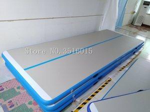Frete Grátis 6x1x0.2 m Inflável Air Track Inflável Jumping Air Tumble Track Ginástica Inflável Airtrack Para Crianças