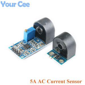 Aktive Bauelemente Sensoren AC Stromsensor ZMCT103C High Precision Stromwandler Einphasen-5A / 5 mA-Sensor-Modul DIY
