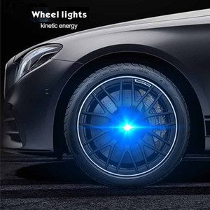 Hub Light 4PCS Car Floating Illumination Wheel Caps LED Light Center Cover for mercedes benz w204 w203 w205 w210 w211 w212 w213
