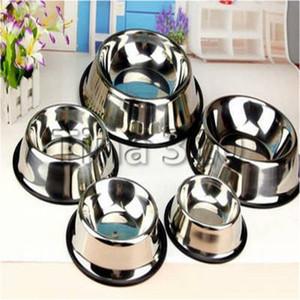 Artigos de poli (tereftalato de etileno) para cães e gatos, de aço inoxidável