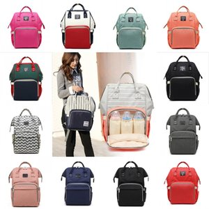 Mummy Backpack Zipper Large Capacity Travel Maternity Bag Diaper Baby Bag Multifunctional Nursing Bag Backpack Baby Care