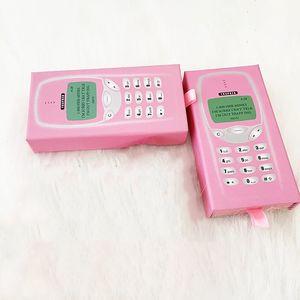 2020 bonito Mobile Phone Lashes Box Cílios Lash Gabinete Embalagem para cílios postiços Esvaziar pestana Box Bulk Container