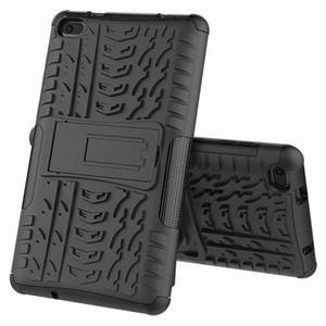 Heavy Duty armor 2 in 1 Hybrid Rugged Case For Lenovo Tab E7 2018 Tablet Funda Cover For Lenovo 7104 TB-7104F 7 inch