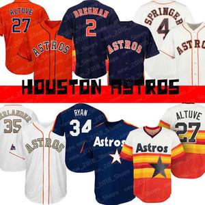 Astros 2 Alex Bregman 27 Jose Altuve Houston baseball 35 Justin Verlander 4 George Springer 34 Nolan Ryan 7 Craig Biggio 5 Jeff Bagwell