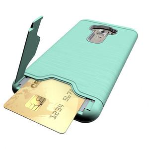 À prova de choque conveniente um slot para cartão caso de volta difícil para asus zenfone 3 5,5 polegadas (ze552kl)