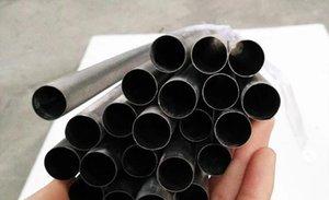 Thin wall Gr2titaniumpipe tube Ti Gr7 titanium tube seamless thin wall thickness titanium pipe hot sale