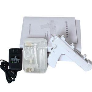10pcs Mini Vanadium Titane Mésothérapie pression négative Pistolet pour soins de la peau Rajeunissement rides enlèvement Meso Gun