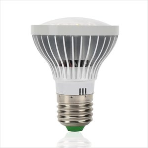 E27 E14 GU10 36W UV LED Growing Bulb for Indoor Hydroponics Flowers Plants LED Growth Lamp Full Spectrum