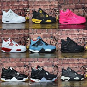 Crianças Atacado 4 6 Basketball Nova 1 Space Jam J6 6s Sapatilhas crianças Esportes Running Shoes Baby Girl Boy Trainers J4 28-35