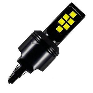 1 Adet Yeni T20 7443 W21 / 5W Cree cips LED Araç Fren Işık Kuyruk Lambası Oto Sinyal Ampüller Gündüz Işıklar Arka Sis Ampul Running çevirin