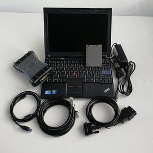 MB Estrela C6 SD Connect C6 com Protocolo de Doip V12.2020 X-Entrada EPC DTS em Laptop usado X201 I7 CPU 8G Ram