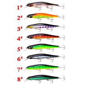 17.7g New Modal Minnow Fishing Lure Lifelike Hard Bait Crankbait Swim Bait Fly Fishing Tackle Plastic Fish Wobbler