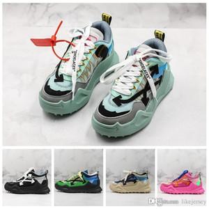 2020 Designer ODSY-1000 Freccia Sneakers Mens scarpe da corsa delle donne addestratori di sport Piattaforma Rosso Verde tripla s des Chaussures Zapatos Scarpe