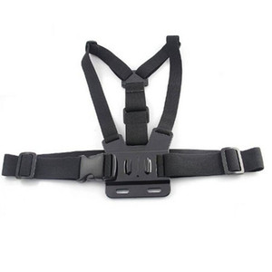 Chest Strap mount belt for Gopro hero 5 4 Action camera Chest Mount Harness for Go Pro SJCAM SJ4000 sport cam fix