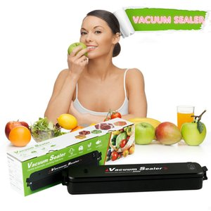 Vacuum Sealer Air Pump Household Food Vacuum Sealer Packaging Machine Film Sealer Vacuum Packer