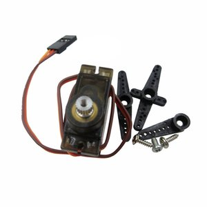 10pcs MG90S Metal gear Digital 9g Servo For Rc Helicopter plane boat car MG90 90S 9G IN STOCK