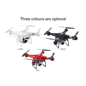 X52 RC FPV Drone with 480P 720P 1080P WiFi HD Camera Altitude Hold Headless Mode RC Airplane Helicopter Real-time Transmission