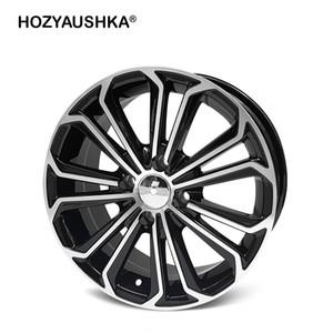 1 pièces prix roue en alliage d'aluminium de 15 pouces applicable roue de voiture modifiée Convient pour quelques modifications de voiture Livraison gratuite