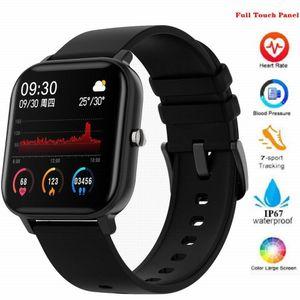 Pressione inseguitore Nuova fitness intelligente Banda IP67 Braccialetto Bluetooth impermeabile cardiofrequenzimetro Wristband Sangue SmartWatch per Android e iOS