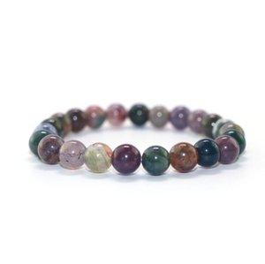 1 PCS Fashion Natural Stone Bracelets For Women Men Quartzs Tiger Eyes Agates Beaded Yoga Bracelets Pulseira Masculina Gift Hot