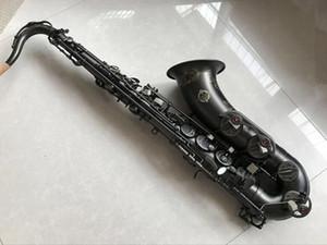 New Suzuki Professional Japanese Tenor Saxophone B flat Music Woodwide instrument Black Nickel Gold Sax Gift With mouthpiece Free