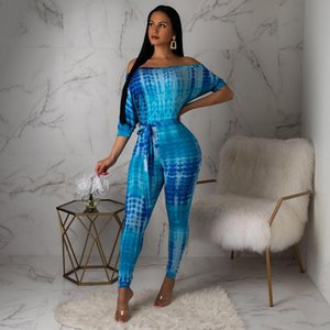 21p8254 Swimper Zipper Neck Loose Jumpsuits Womens Night Club Clothing Womens paneled Sexy Fashion Rompers