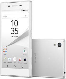 Orijinal Sony Xperia Z5 E6653 RAM 3 GB ROM 32GB GSM WCDMA 4G LTE Android Octa Çekirdek Yenilenmiş Telefon