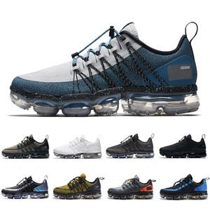 nike air vapormax utility shoes Yeni Varış Lazer Fuşya Yardımcı Erkekler Koşu Ayakkabı Kurt Gri Antrasit Göksel Teal Runner erkek eğitmenler Spor Sneakers Yansıtan 40-45