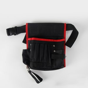 600D High Density Wasserdicht OxfordPVC Car Wrapping Tool Bag Schwarz-Auto-Vinyl Application Tool Bag MO-308