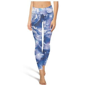 Mystic Cats-01Fashion Ladies Retro Yoga Pants No Feet Casual Tight Suitable for Fitness Cats-01 beautiful animal cat Beautiful Cat beige