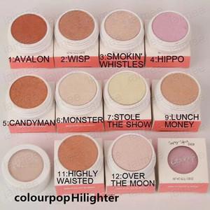 Dropshipping Colourpop румяна один Colourpop 10 цвет маркер порошок прочный водонепроницаемый высокая перламутровая косметика