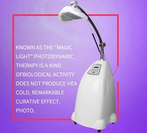 Alta Qualidade Profissional Photon Skin Rejuvenescimento Máquina Facial Cuidados da Pele Cuidados PDT / LED Lâmpada Lâmpada Lâmpada Luz Lâmpada De Luz Beleza Equipm