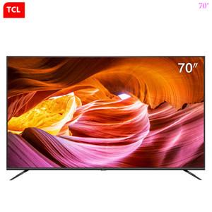 TCL da 70 pollici televisore nuovo audiovisive, piatta 4K ecologica HDR Smart Audio TV calda nuovo prodotto di trasporto libero