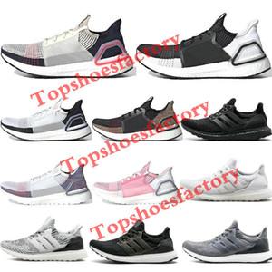 Adidas Ultra boost 4.0 5.0 kadınlar için koşu ayakkabıları 2020 kanye ultra artırır erkek nefes spor spor ayakkabıları antrenör ultraboost üçlü siyah beyaz Panda runner