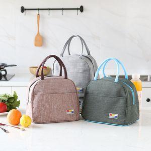 Kids Storage Handbags Food Bottle Waterproof Insulation Bag Bags Milk Lunch Infant Cloth Fabrics Warmer Thermal Rccbu