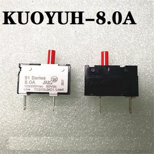 Taiwan KUOYUH current overload protector 91 Series 8.0A instrument protector