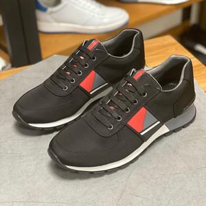 2021The Yeni Yüksek Kalite Erkek Naylon Kumaş Rahat Düşük Yardım Shoesand Klasik Dantel-Up Ayakkabı Lüks Tasarım İki Stiller, Sıcak Ve Rahat Ank