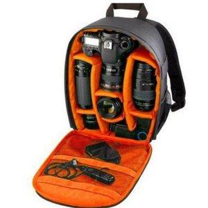 Caméra Sac Sling Sac à dos style caméra avec boîtier modulaire Inserts imperméable Rain Cover - pour les appareils photo reflex sans miroir (Nikon, Canon,