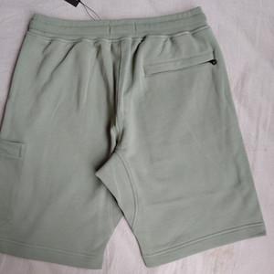 19ss 64651 / 18ss 60840 Ter Şort Elastik Bel Yüksek Kalite Terry tulumları Şort Erkekler Dış Giyim Plaj Şort HFWPDK033