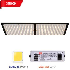 Latest designer Full spectrum Samsung led grow light 1000W 2000W 4000W quantum board with LM301B 288Pcs 3000K Chips and UL Meanwell driver