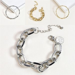 Norooni 2020 2Pcs Set Uxury Fashion Crown Charm Bracelet Natural Stone For Women And Mens Pulseras Masculina Gifts Gift#676
