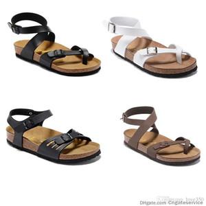 Yarra Maya Arizona verano 2019 de las sandalias de los hombres calientes Zapatos Cork Cork plana Casual Print
