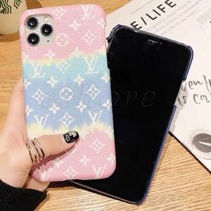 New Verão Duro TPU Phone Case para IPhone 11Pro 11 Pro Max X Xs Xr 8 8plus 7 7plus 6 6s Mais de Luxo Impressão Capa para IPhone11 7plus 8plus