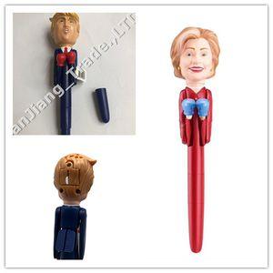 الرئيس الإغاثة الساخنة دونالد ترامب يتحدث القلم السيدة الأولى هيلاري المرشحون صندوق القلم الإجهاد أقلام أمريكا الإبداعية فاني لعب E11403 الساخنة