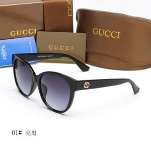 Lentes polarizadas de alta calidad para gafas de sol de moda para hombre y mujer Diseñador de la marca Vintage Sport gafas de sol con C2635