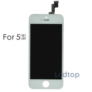 10 PCS Per Box LCD Screen For iPhone 5 5C 5S 5SE LCD Display Touch Screen Digitizer Assembly Replacement Free DHL