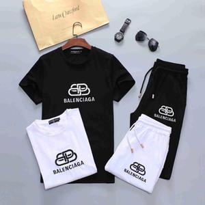 hot 2020 Treino Casacos Set Moda Correndo Suit Tracksuits Homens Desportos Magro Hoodies Roupa trilha Kit Medusa Sportswear